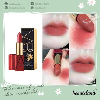 Son Thỏi Nars Audacious Lipstick Limited Màu Jane thumbnail