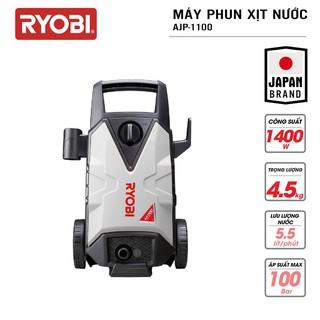 Máy xịt rửa 1400W RYOBI (KYOCERA) - AJP-1100 thumbnail
