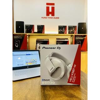 Tai nge kiểm âm Bluetooth PIONEER DJ HDJ-X5BT-W White thumbnail
