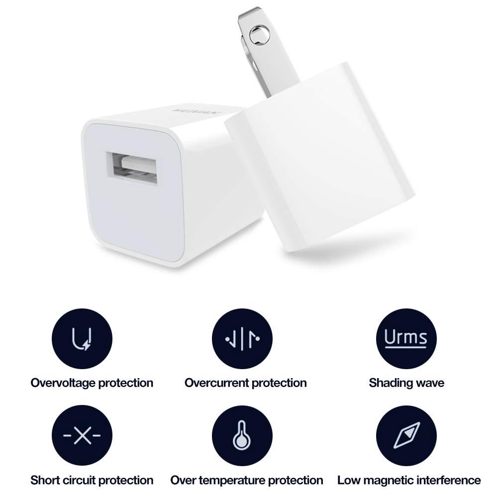 Củ sạc sạc pin 5w cho Iphone Android