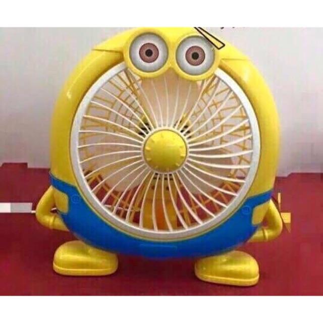 Quạt mát tản gió minion,kity - 2958022 , 567936617 , 322_567936617 , 115000 , Quat-mat-tan-gio-minionkity-322_567936617 , shopee.vn , Quạt mát tản gió minion,kity