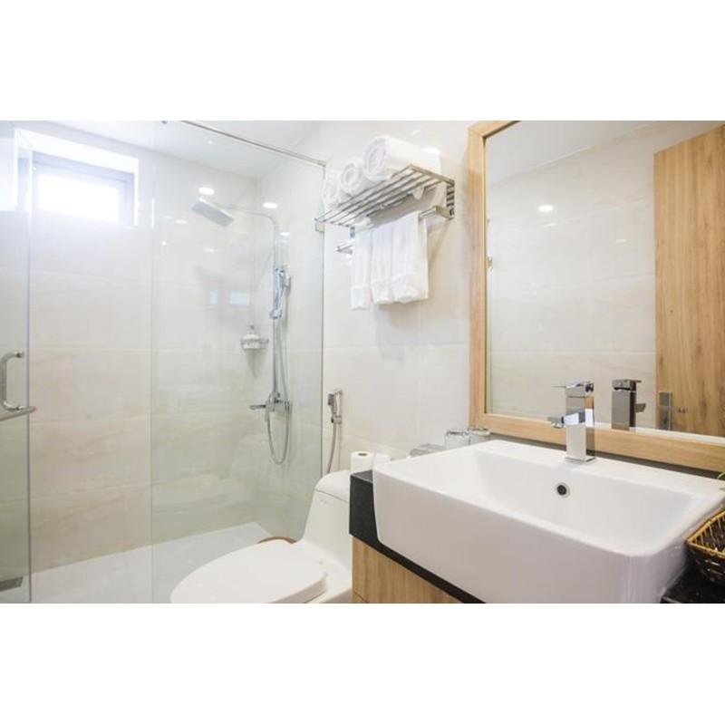 Hồ Chí Minh [Voucher] - Khách sạn Cotinent 3 sao 2N1Đ Phòng Standard Ăn sáng dành cho 02 người