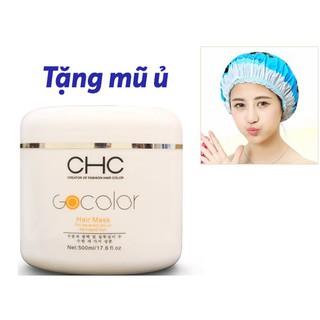 Kem Ủ Tóc phục hồi hư tổn CHC Hàn Quốc siêu phục hồi cho mái tóc suôn mềm bóng mượt hàng nhập khẩu chính hãng thumbnail