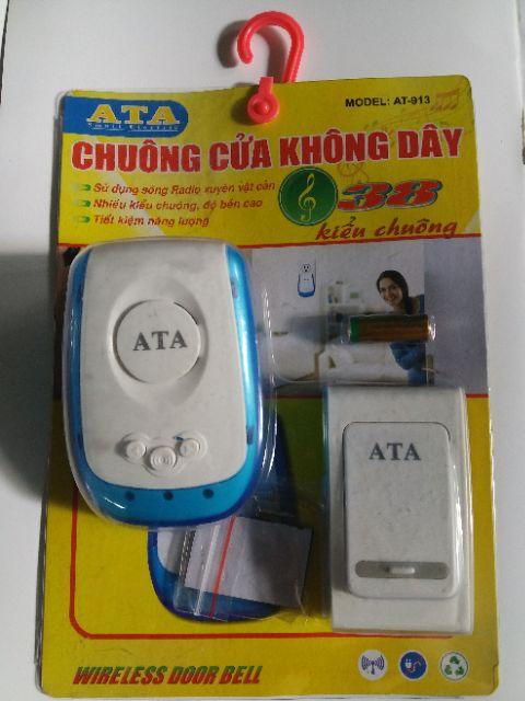 Kết quả hình ảnh cho CHUÔNG ATA AT-913