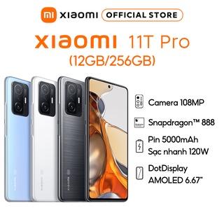 Điện thoại Xiaomi 11T Pro 12+256GB Chip SnapdragonTM 888 Pin 5000 mAh Hàng Chính Hãng BH 24T thumbnail