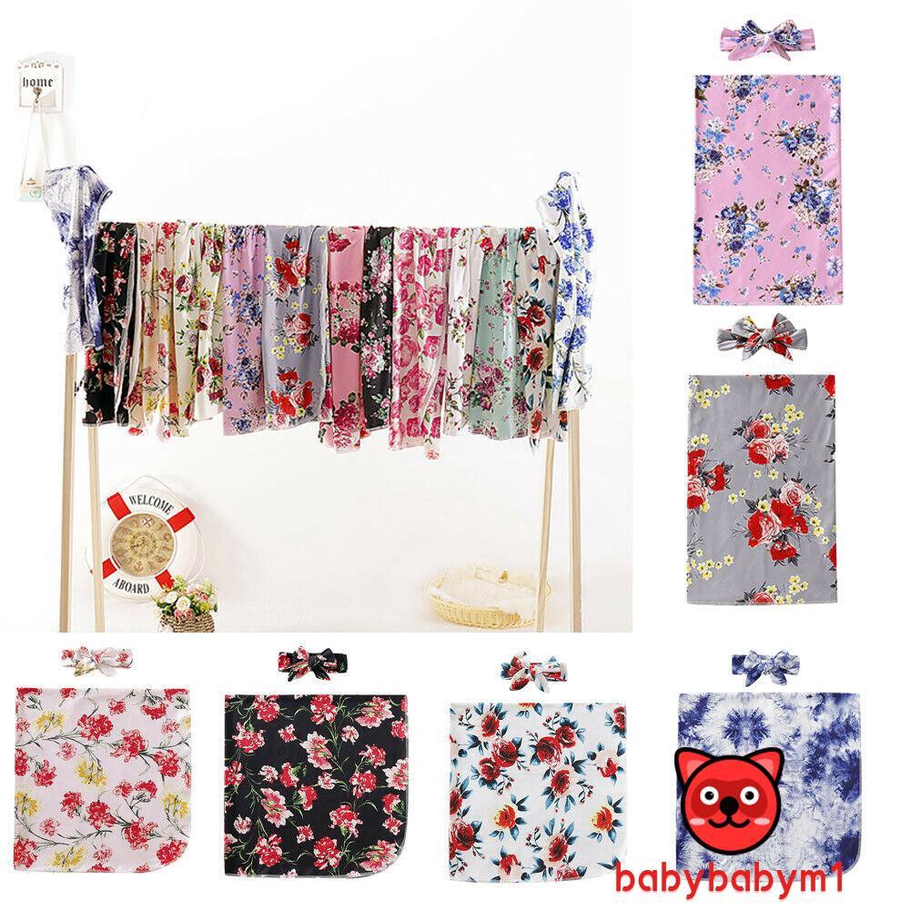 Set chăn quấn giữ ấm và băng đô in họa tiết hoa xinh xắn dành cho các bé - 21837083 , 2731241570 , 322_2731241570 , 140953 , Set-chan-quan-giu-am-va-bang-do-in-hoa-tiet-hoa-xinh-xan-danh-cho-cac-be-322_2731241570 , shopee.vn , Set chăn quấn giữ ấm và băng đô in họa tiết hoa xinh xắn dành cho các bé