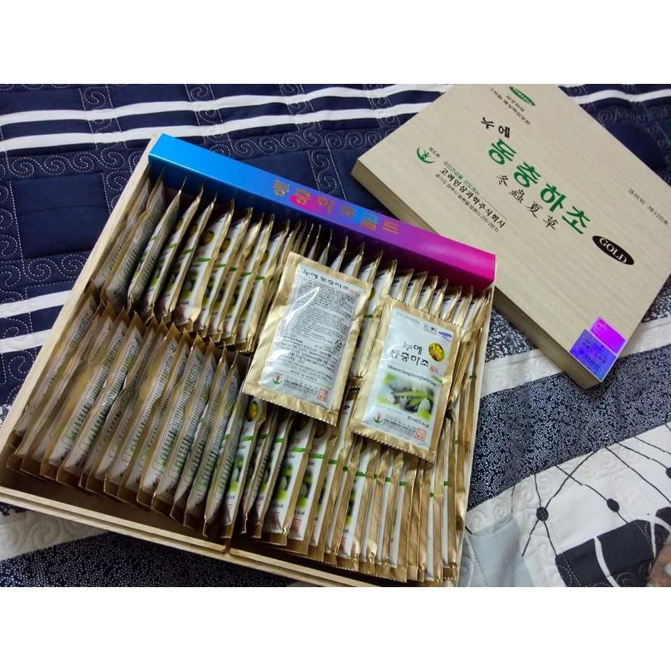Đông trùng hạ thảo bio hộp gỗ 60 gói x 30ml - 2940583 , 627898794 , 322_627898794 , 789000 , Dong-trung-ha-thao-bio-hop-go-60-goi-x-30ml-322_627898794 , shopee.vn , Đông trùng hạ thảo bio hộp gỗ 60 gói x 30ml