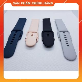 [FREESHIP] Dây Đồng Hồ Samsung Galaxy Watch, Watch Active ✅Size 20mm ✅Không Bí Hơi Hàng Chính Hãng