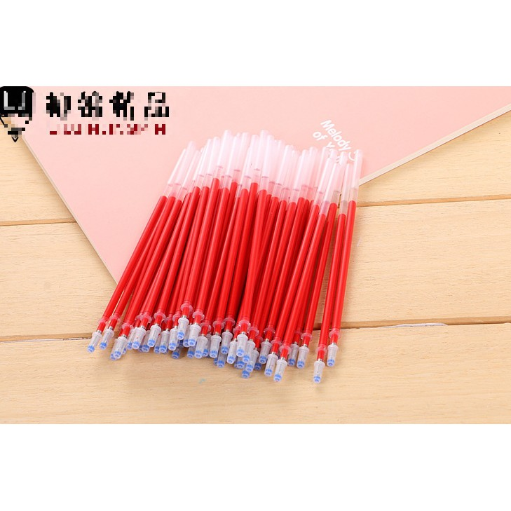 Ruột bút màu nước đen xanh đỏ 0.38MM