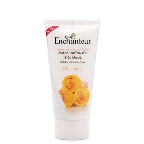 Dầu xả dưỡng tóc siêu mượt Enchanteur Deluxe Charming 180g