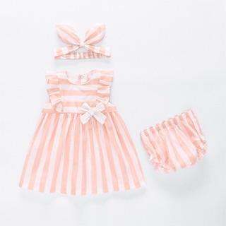 Set váy Vlinder 3 chi tiết cực xinh yêu cho bé