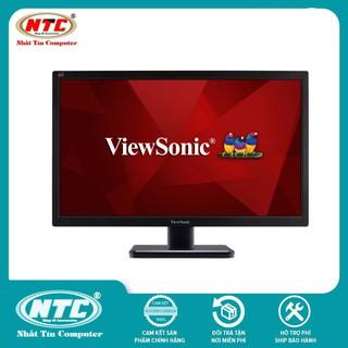 Màn hình LCD 22 Viewsonic VA2223-H TN FHD 5ms 75Hz Chính Hãng (Đen) thumbnail