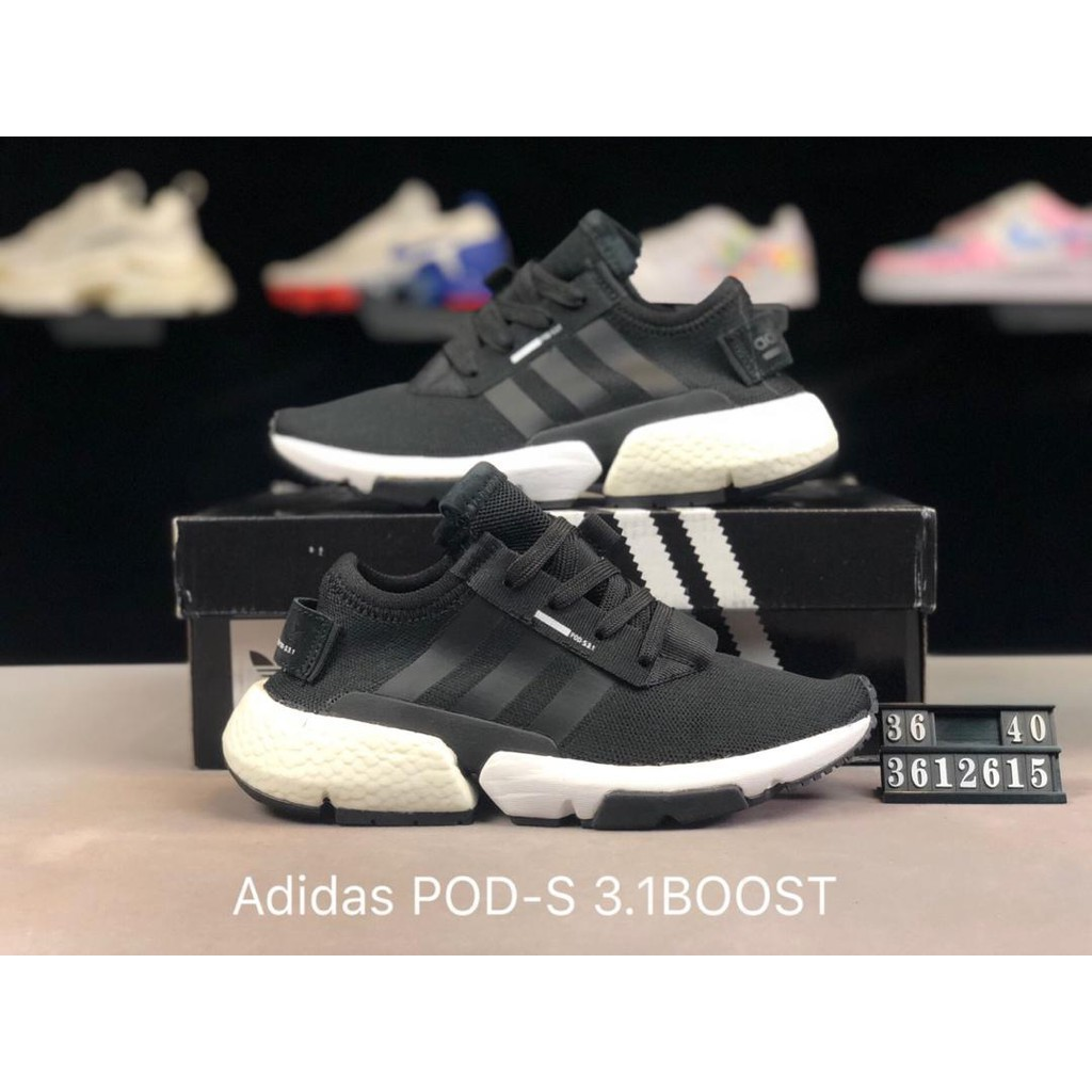 Ready Stock Special offer Adidas clover POD S 3.1BOOST ru278