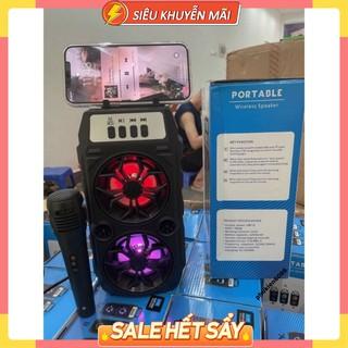 [Siêu rẻ] Loa blutooth kèm mic CL-97 hàng cao cấp chất lượng cao bảo hành lỗi 1 đổi 1 thumbnail