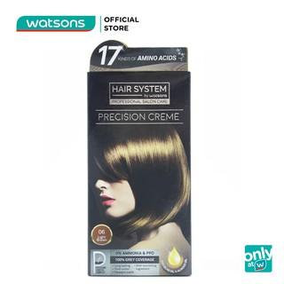 Thuốc Nhuộm Tóc Hair System By Watsons Professional Salon Precision 60ml+60ml+10ml . 06 Light Brown thumbnail