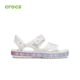 [Mã SUPE200K giảm 200K đơn từ 1tr2] Giày Lười Trẻ Em Crocs Funlab Disney Frozen II band 206172-100 thumbnail