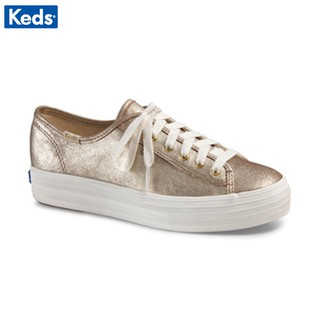 Gia y Keds Nư - Triple Kick Metallic Suede - KD057303 thumbnail