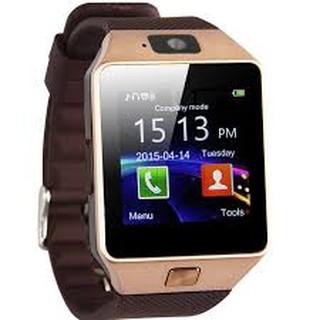 Đồng hồ thông minh Smart watch DZ09 găn sim độc lập thumbnail