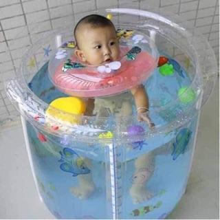 Bể bơi mini cho bé