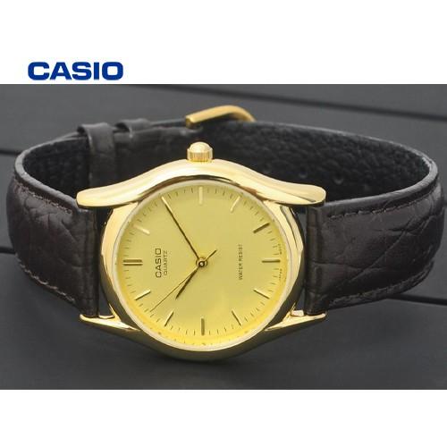 Đồng hồ nam CASIO MTP-1094Q-9A chính hãng - Bảo hành 1 năm, Thay pin miễn phí