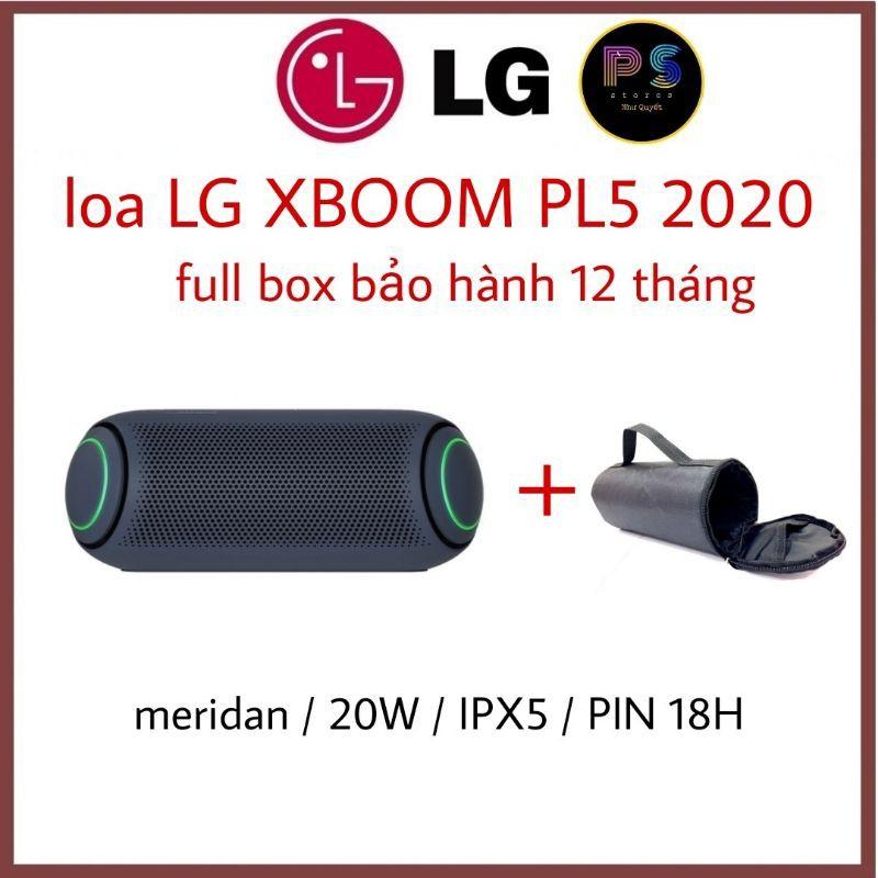 Loa Bluetooth XBOOM LG PL5 20W chính hãng nguyên seal