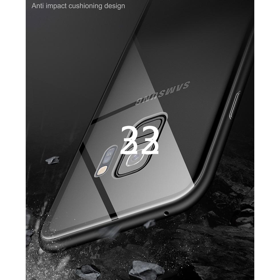 Adsorption Metal Case For Samsung Galaxy A50 A40 A70 A60 A10 M10 M20 M30 A20 A30 J4 J6 A7 A9 2018 Phone