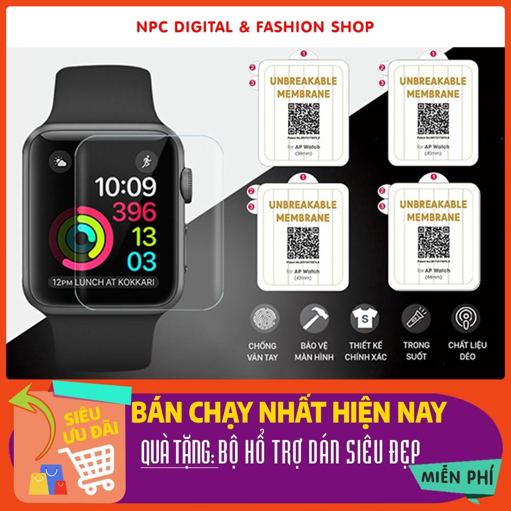 Miếng dán PPF Apple Watch bảo vệ màn hình apple watch 38|42|40|44 (mm) series 5/4/3/2/1