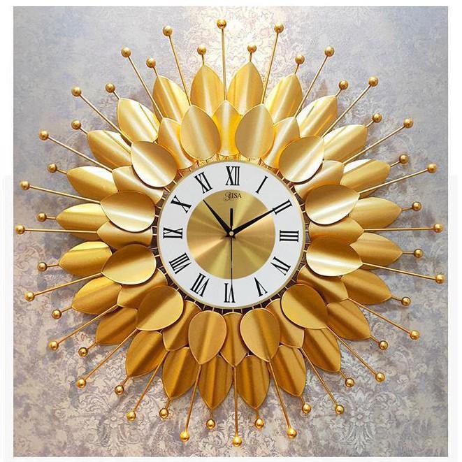 Đồng hồ treo tường thương hiệu BISA bảo hành 5 năm size 75cm BS202015