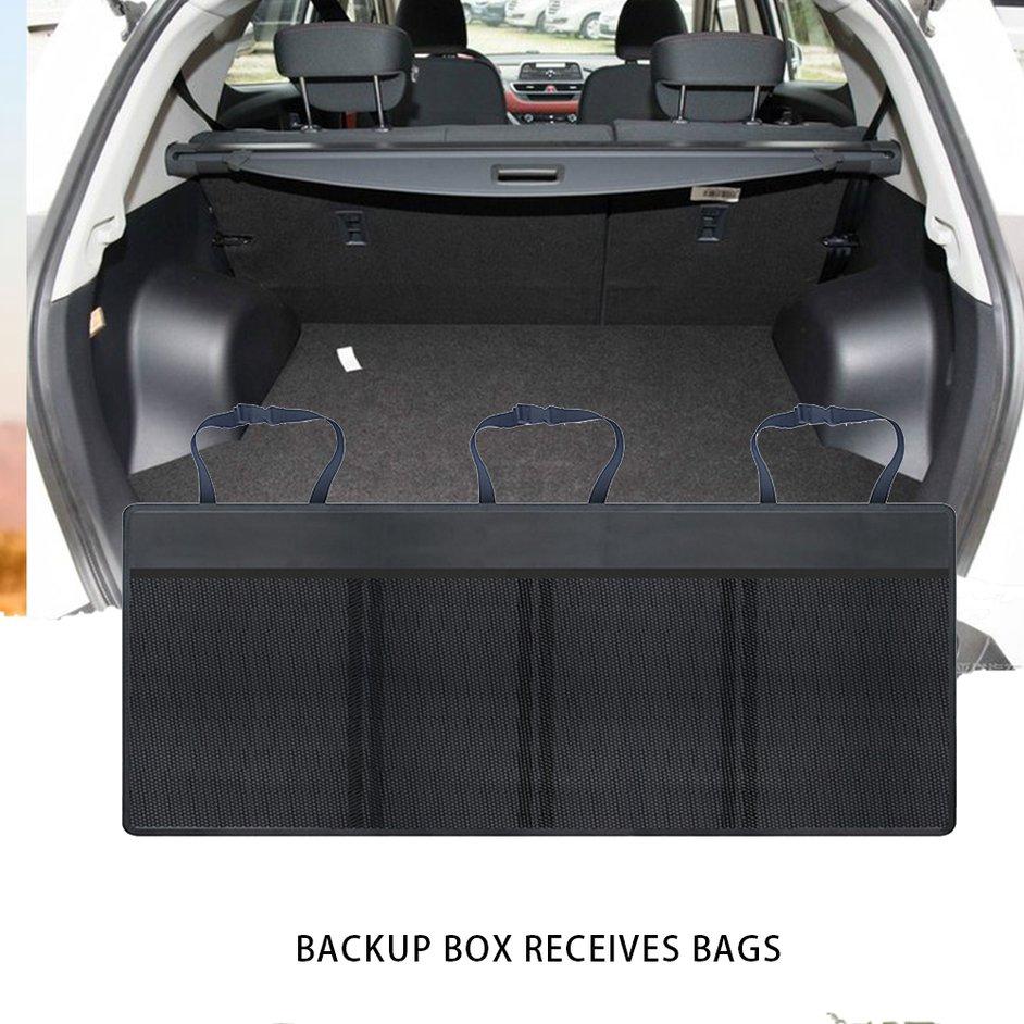 S+Car Accessories Organizer Car Trunk Storage Mesh Holder Nets Travel Pocket