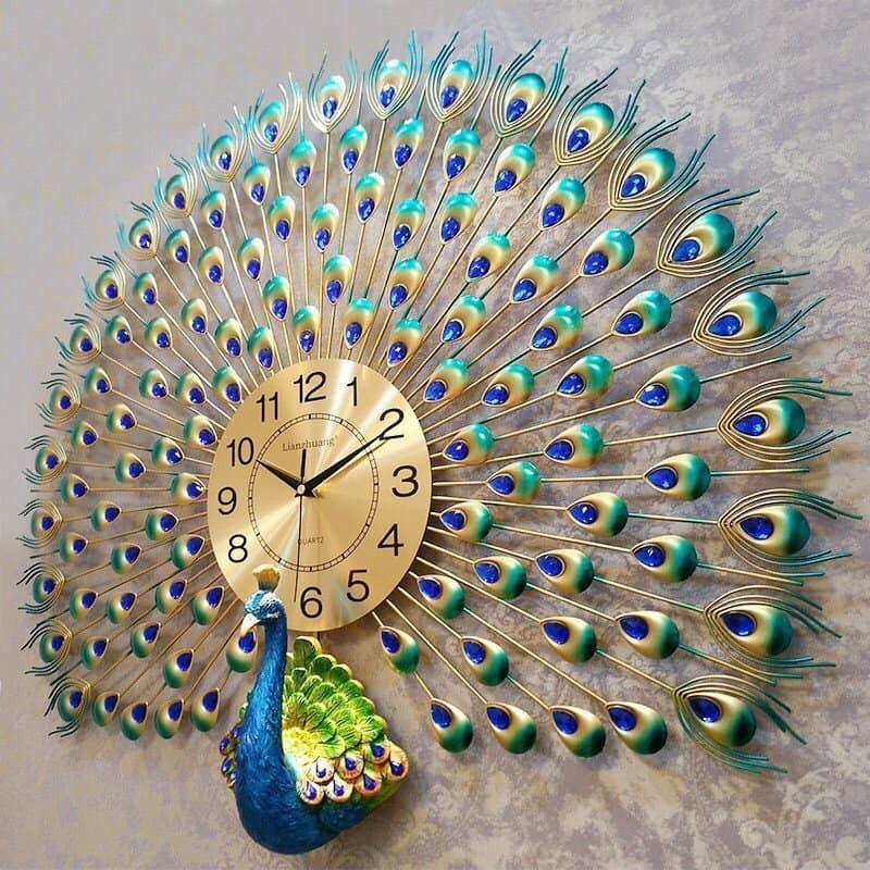 đồng hồ công siêu đẹp kèm ảnh thật .