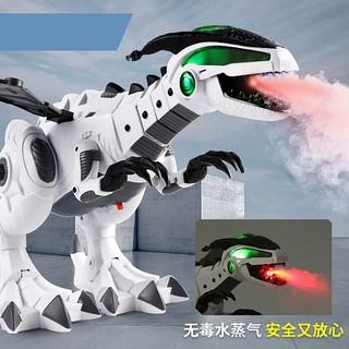 ROBOT KHỦNG LONG PHUN LỬA