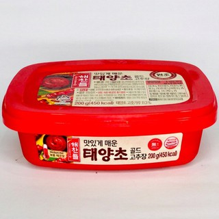 Yêu ThíchTương ớt Hàn Quốc hộp 200gr