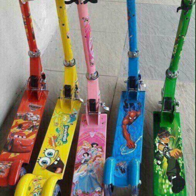 Xe trượt scooter 3 bánh - 3124300 , 1206916523 , 322_1206916523 , 200000 , Xe-truot-scooter-3-banh-322_1206916523 , shopee.vn , Xe trượt scooter 3 bánh