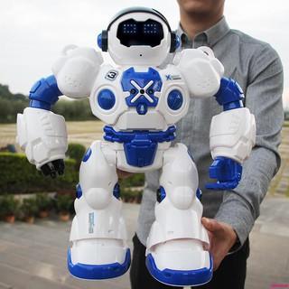 Đồ Chơi Robot Điều Khiển Từ Xa Cỡ Lớn Cho Bé Từ 3-6 Tuổi