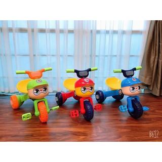 Xe đạp 3 bánh