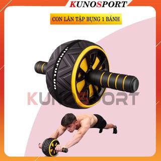 Con lăn tập bụng 1 bánh cao cấp KUNOSPORT tập gym giảm mỡ bụng tại nhà – KN02