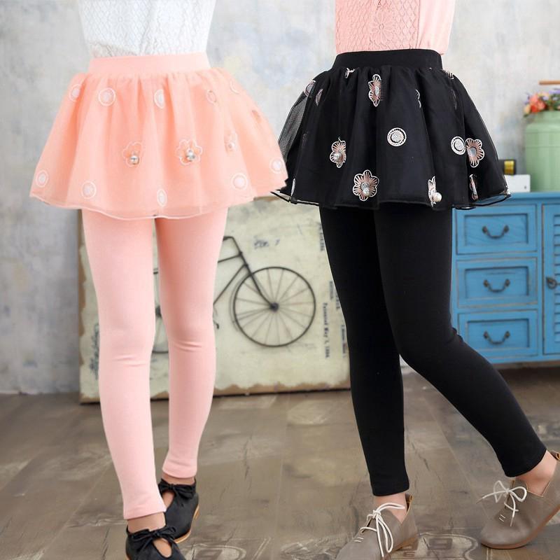 Váy công chúa đứa bé Bộ quần áo cho bé gái Bow TuTu Tulle Dress Pantskirt Teenager Skirt