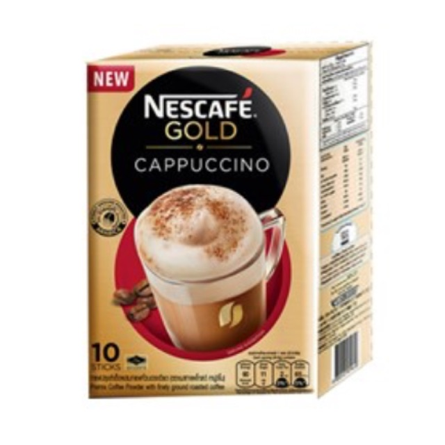 Cà phê hòa tan NesCafe Gold Cappuccino hộp 205g (hộp 10 gói) - 15163142 , 1637871642 , 322_1637871642 , 100000 , Ca-phe-hoa-tan-NesCafe-Gold-Cappuccino-hop-205g-hop-10-goi-322_1637871642 , shopee.vn , Cà phê hòa tan NesCafe Gold Cappuccino hộp 205g (hộp 10 gói)