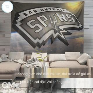 Đội bóng rổ NBA Logo Treo VảI Lakers thảm tường thumbnail