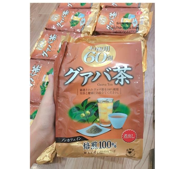 Trà Lá Ổi Orihiro Guava Tea