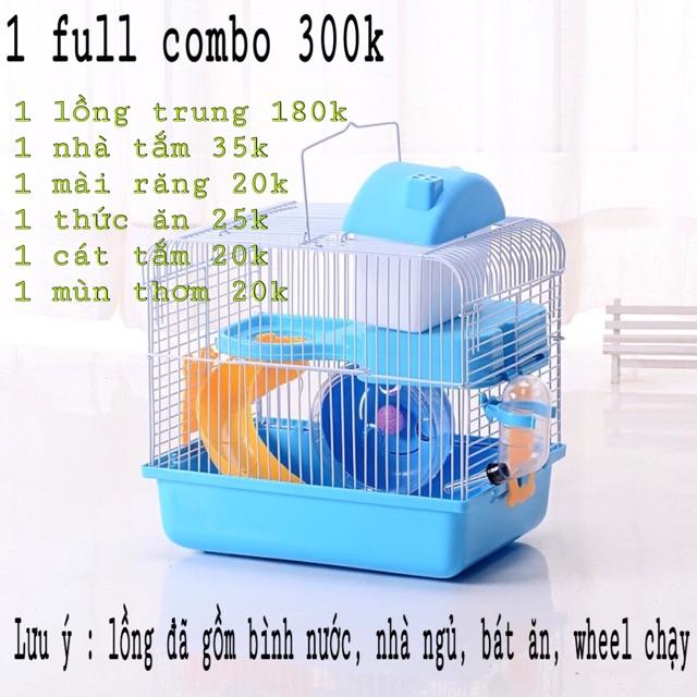 COMBO FULL 300k GIẢM CÒN 270k