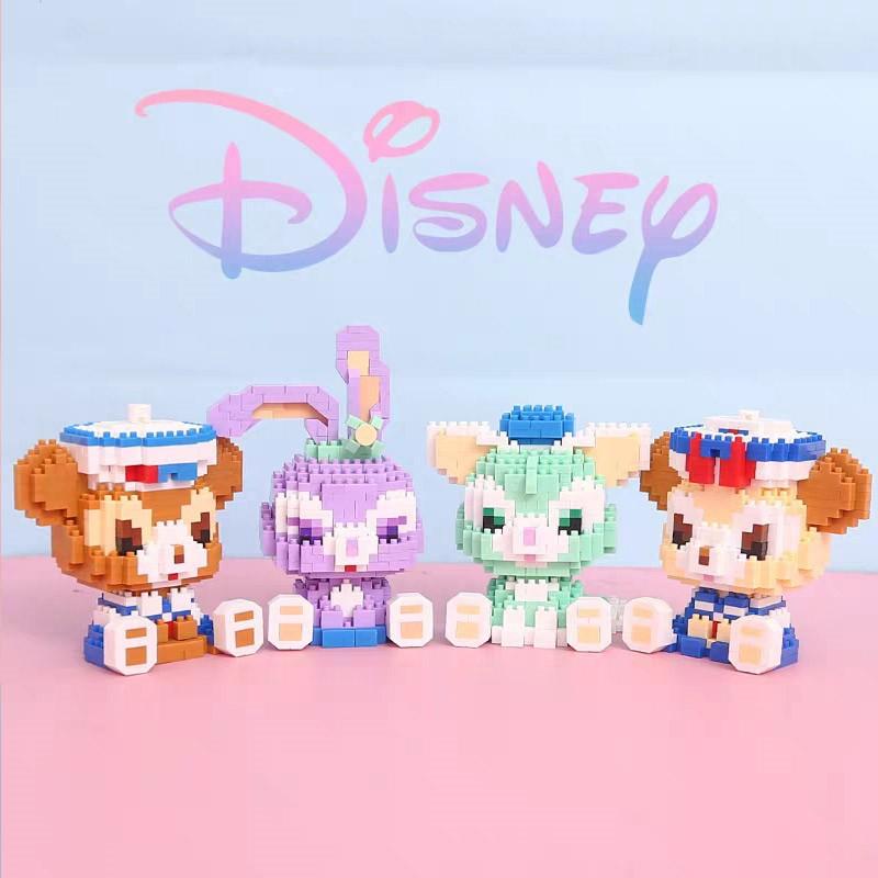 Bộ đồ chơi xếp hình lego nhiều kiểu dáng hoạt hình dễ thương