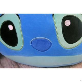 [ENDOW]Gối Oenpe bông nhân vật hoạt hình chú chó xanh mắt to đáng yêu