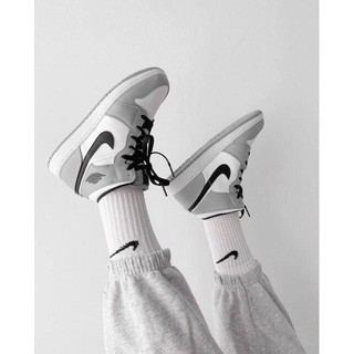 🌟FREESHIP🌟 Tất/vớ Nike cao cổ dấu tích 11 cm thể thao, gym nam nữ