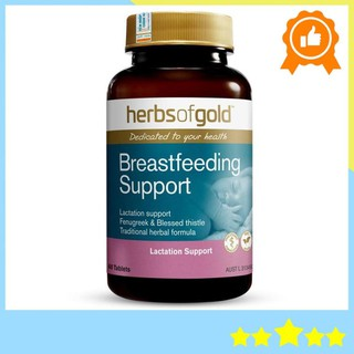 Viên uống lợi sữa Herbs Of Gold Breastfeeding Support AN BABY thumbnail