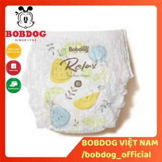 Gói nhỏ bỉm Bobdog Relax dán quần S52 M48 L44 XL40 miếng (1 gói 2 miếng) thumbnail