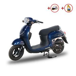 Xe máy ga 50cc TAYA GIOCNO LUXURY (tím than) thumbnail