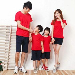 Áo thun gia đình. áo thun coton 4 chiều