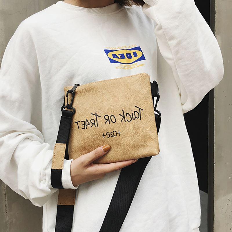 Túi đeo chéo nữ Taick or traet hottrend 2018-TXN59 donghogiare88