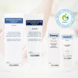 Kem dưỡng da (50g 250g) chữa nẻ chàm cho trẻ sơ sinh, người lớn Dexeryl Pierre Fabre Healthcare, Pháp thumbnail
